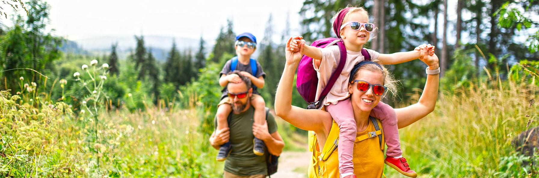 Kam s dětmi na dovolenou? Tam, kde se nebudou nudit ani minutu!