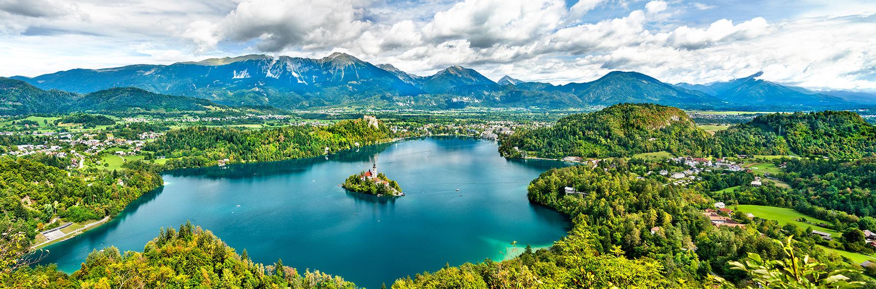 Blahodárný pobyt ve slovinských lázních nebo výlety do krásné přírody se slevou