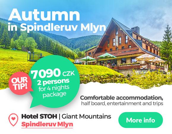 Autumn in Spindleruv Mlyn