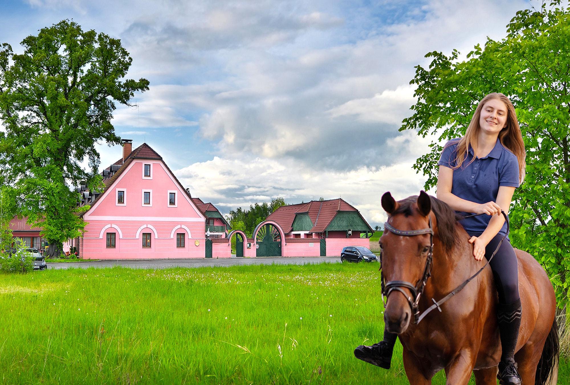 Wellness víkend s projížďkou na koních (3 dny / 2 noci)