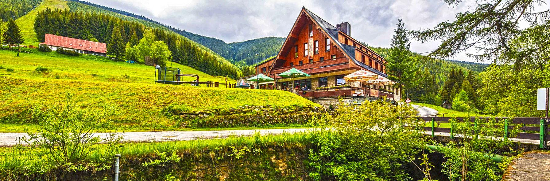 Aktivně relaxační pobyt ve Špindlerově Mlýně pro páry i rodiny