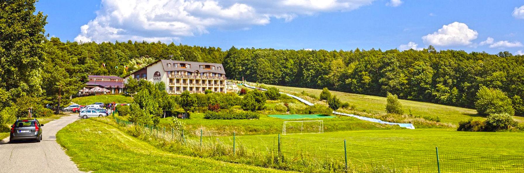 Krásné dny v Luhačovickém Zálesí plném čisté přírody a líbezném prostředí