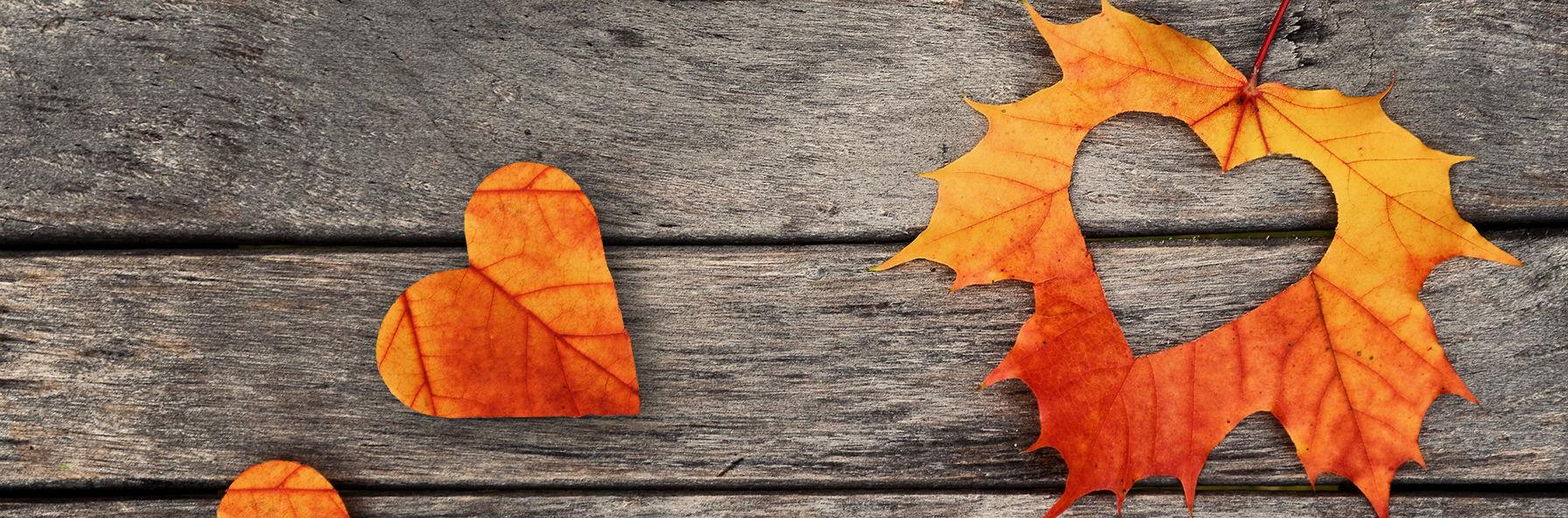 Podzimní relaxace a odpočinek
