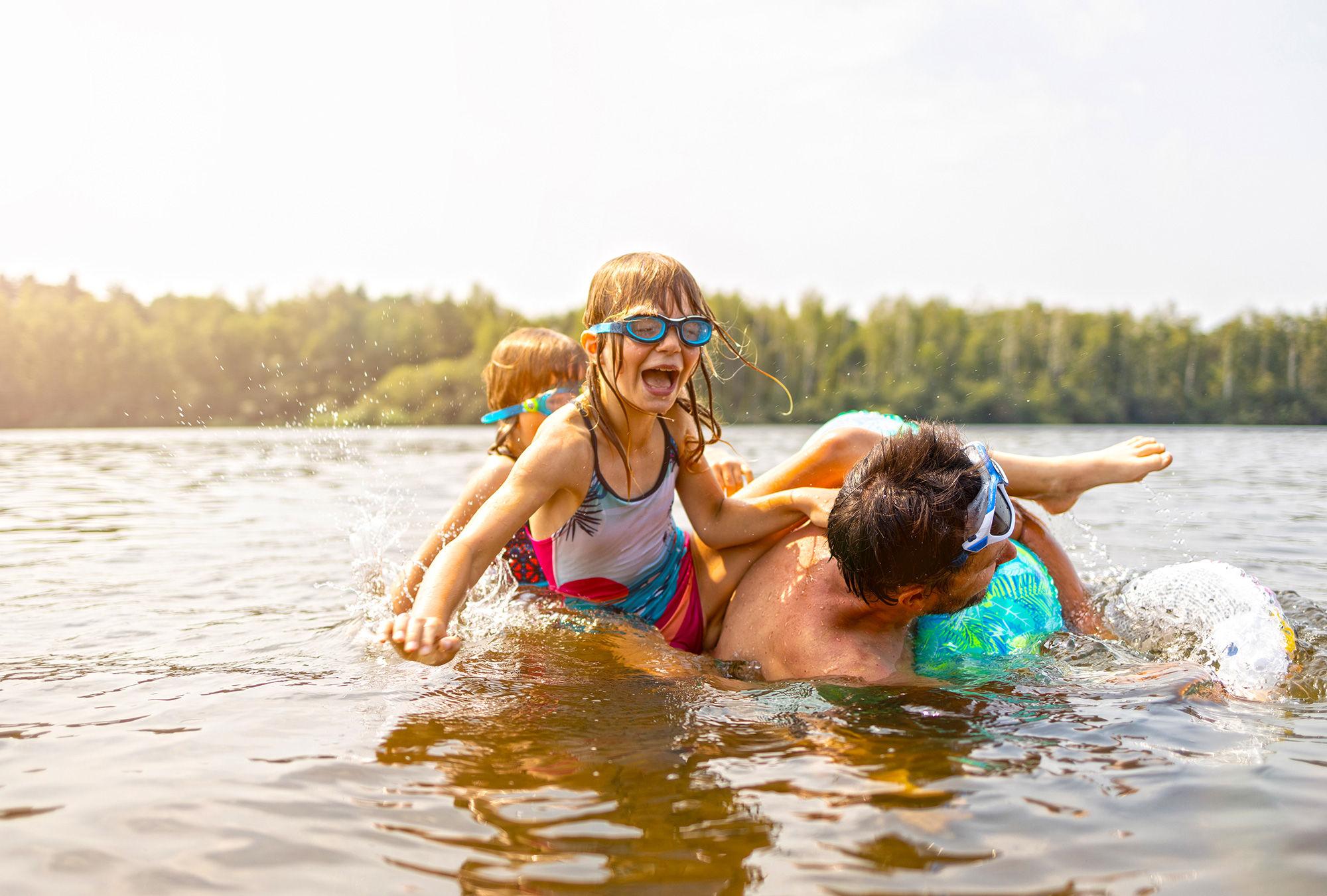 Letní víkendové pobyty
