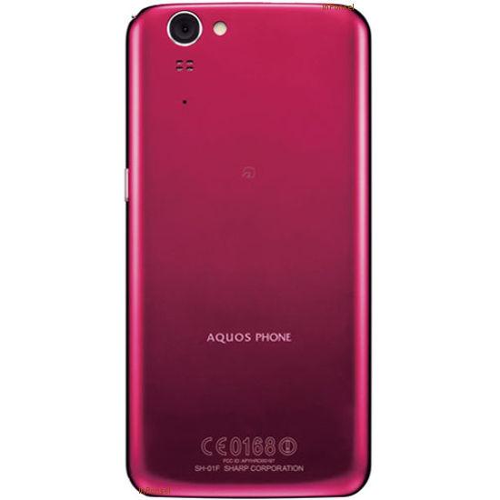 Sharp Aquos Phone Zeta SH-01F - Spesifikasi dan harga di