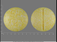 Methotrexate Sodium 2.5 mg (package of 36.0) round