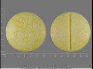 redondo de 2.5 mg (package of 36.0) de Methotrexate Sodium