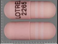 Lotrel 10 mg-20 mg capsule