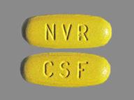 oval de 10 mg-160 mg de Exforge