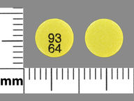 redondo de 20 mg de Rabeprazole Sodium