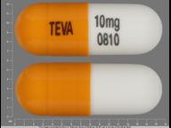 Nortriptyline Hydrochloride 10 mg capsule