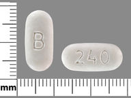 cápsula de 120 mg/24 hours de Cardizem LA