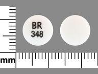 Aplenzin hydrobromide 348 mg/24 hours round