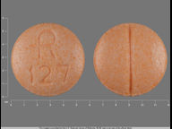CloNIDine Hydrochloride 0.1 mg round