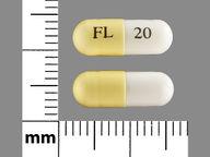 Fetzima 20 mg capsule