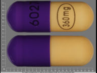 Verapamil Hydrochloride SR 100 mg/24 hours capsule