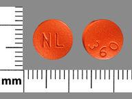 Phenelzine Sulfate 15 mg round