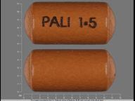 oval de 1.5 mg de Invega