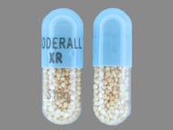 Adderall XR 10 mg capsule