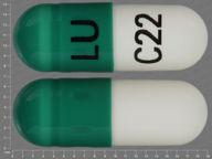 cápsula de 130 mg de Fenofibrate