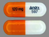 Cartia XT 120 mg/24 hours capsule