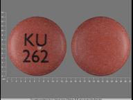 redondo de 30 mg de NIFEdipine (Eqv-Procardia XL)