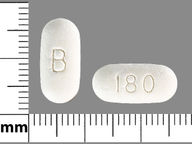 DilTIAZem Hydrochloride LA 180 mg/24 hours capsule