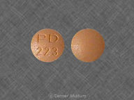 Accuretic 12.5 mg-10 mg round