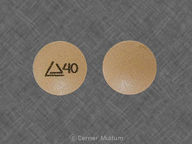 Altoprev 20 mg round