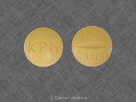 redondo de 500 mg de Azulfidine