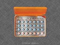 Brevicon 35 mcg-0.5 mg round