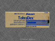 Tobradex 5.0mL of 0.1%-0.3% null