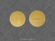 Azulfidine 500 mg round