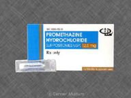 Promethazine Hydrochloride 12.5 mg null