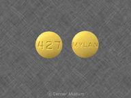 Sulindac 150 mg round