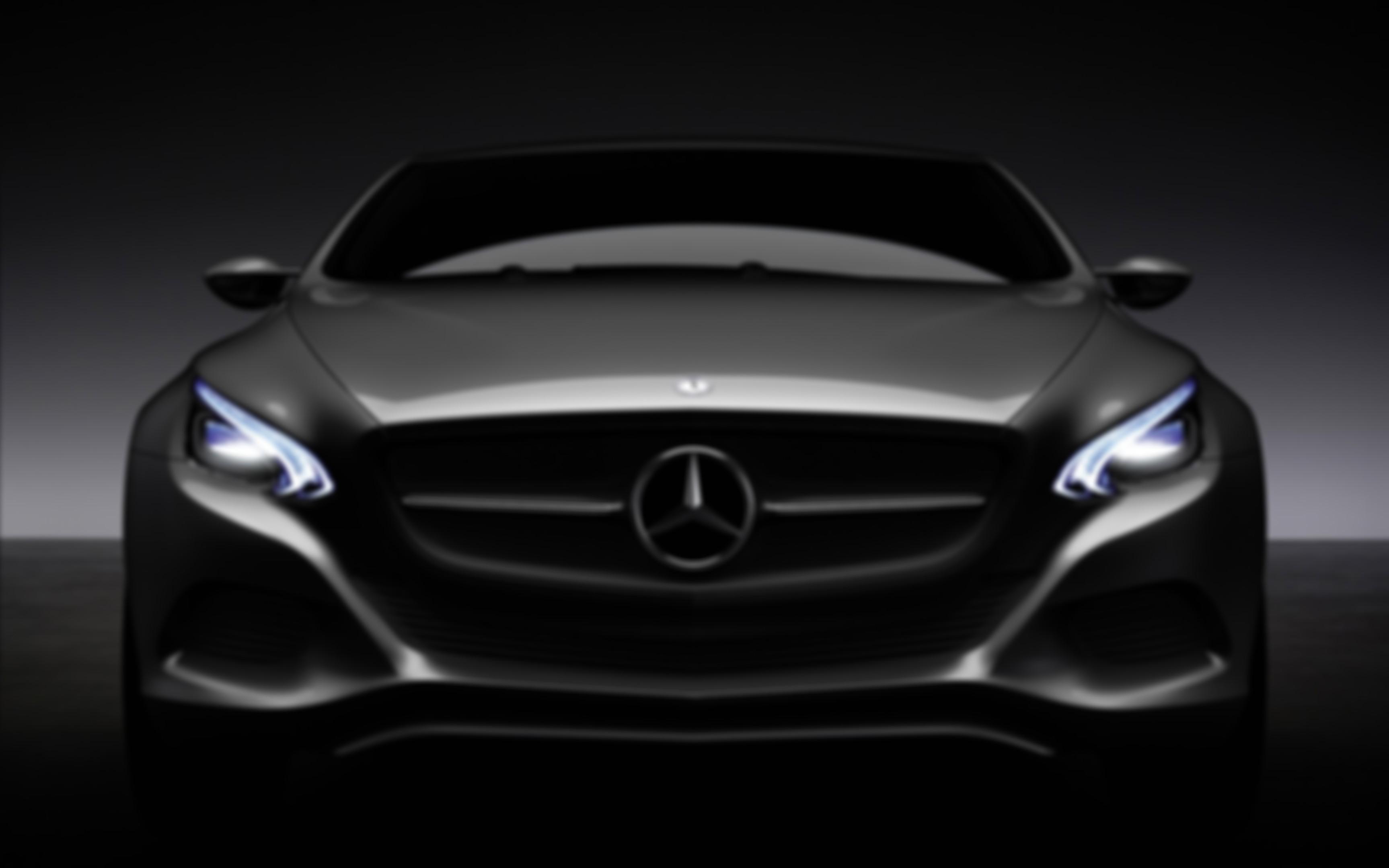 Grafika z propozycją redesignu Mercedes Me