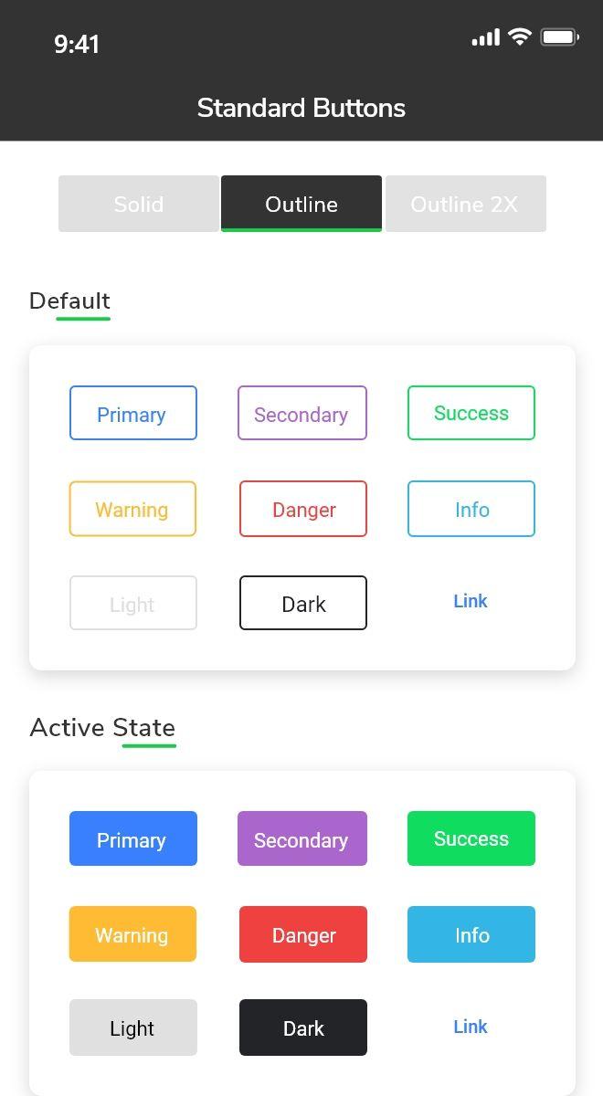 stndard-outline-button