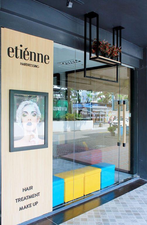 Etienne Hairdressing Graha Famili