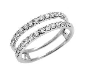 Diamond Keeper Ring