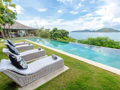 Arcadia at Cape Laem Sor Estate - Poolside paradise