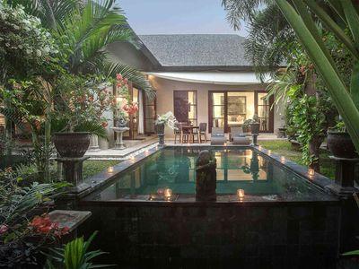 Avalon I - The villa across the pool