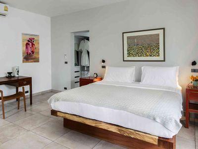Baan Dalah - Bedroom two interior