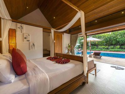 Baan Puri - Peony poolside suite outlook