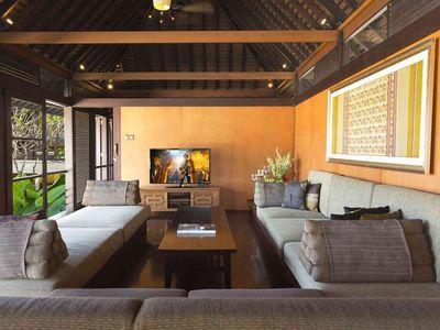 Bayu Gita Residence - Media room