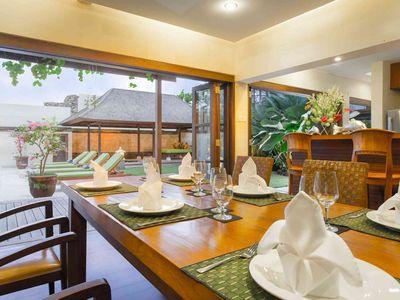 Bayu Gita Residence - Dining