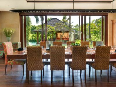 Bendega Nui - Indoor dining area