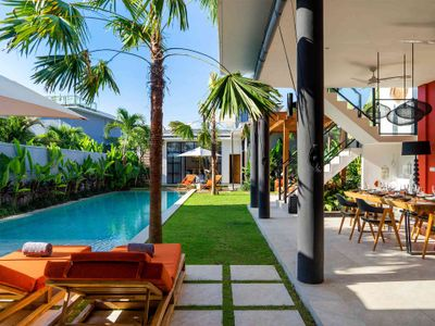 Villa Boa at Canggu Beachside Villas - Picturesque setting