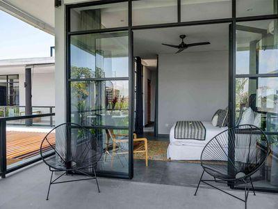 Villa Gu - Guest bedroom private terrace