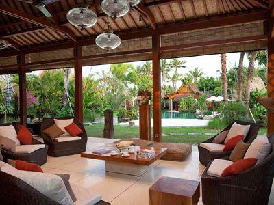 5. Villa Sati - Lounge