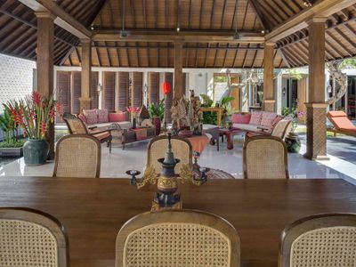 Des Indes II - Living and entertaining spaces